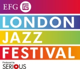 EFG London Jazz Festival logo